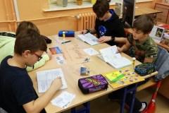 Projekty školy
